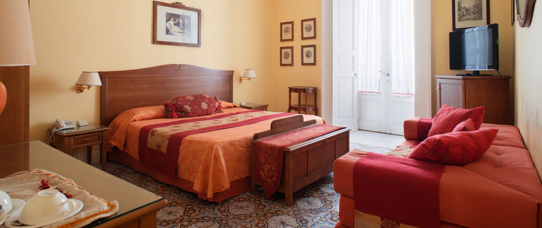JUNIOR SUITE 1B - Hotel Akropolis