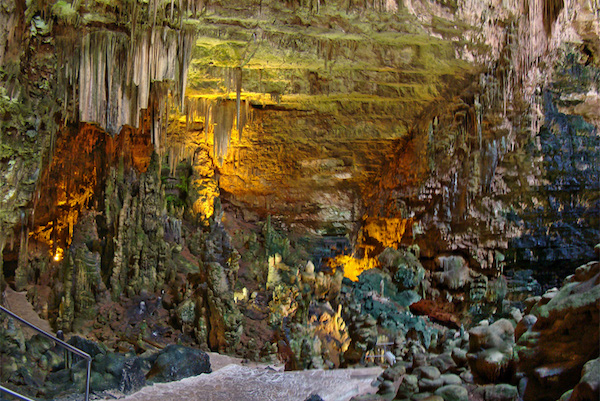 escursioni castellana grotte