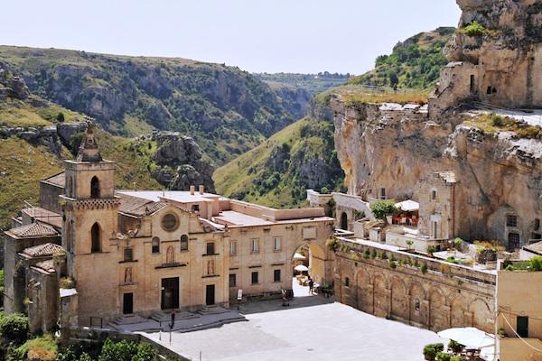 Akropolis Escursioni Matera