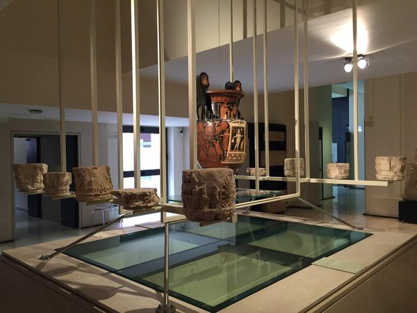 museo taranto interno