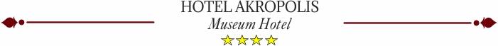 Hotel Akropolis Divider - Hotel Akropolis